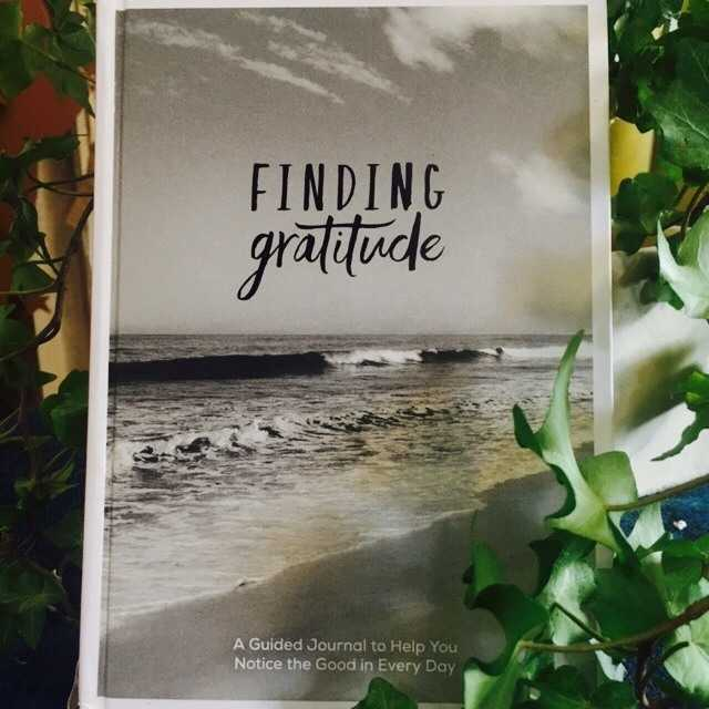 Finding Gratitude Journal