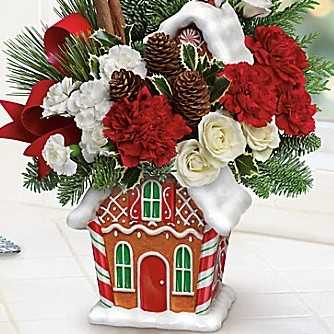 Gingerbread Cookie Jar