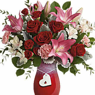 Teleflora's Charmed in Love