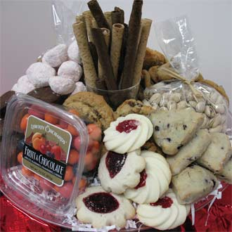 Gourmet Cookie Basket -